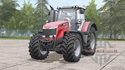 Massey Ferguson 8700 serieꞩ para Farming Simulator 2017
