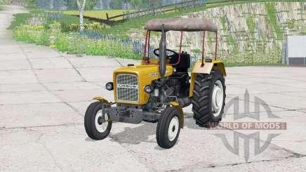 Gases de escape 〡 ursus C-330 para Farming Simulator 2015
