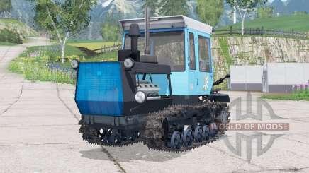 HTZ-181〡apresa vestígios para Farming Simulator 2015