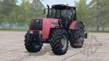 MTZ-2522DV Bielorrússia para Farming Simulator 2017