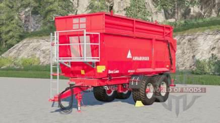 Annaburger HTS 20,12〡agresso de tare ajustado para Farming Simulator 2017