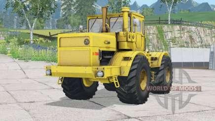 Peças de trator 〡anima Kirovec K-700A para Farming Simulator 2015