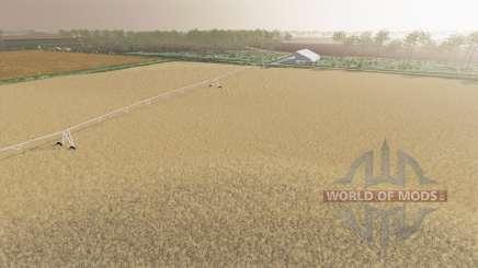 Hautes Landes para Farming Simulator 2017