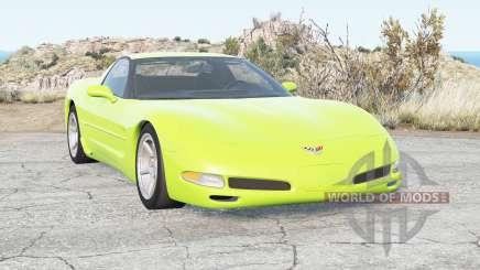 Chevrolet Corvette Z06 (C5) 2002 para BeamNG Drive