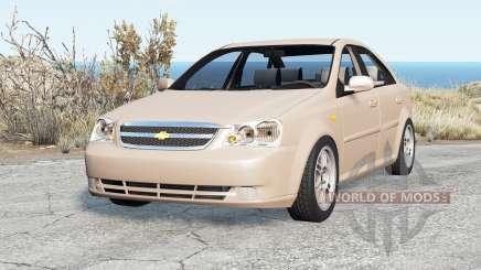 Chevrolet Lacetti Sedan 2006 para BeamNG Drive