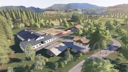 České Slezsko para Farming Simulator 2017