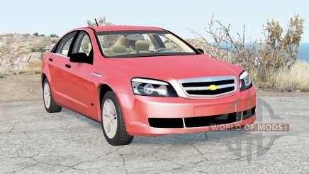 Chevrolet Caprice 2010 para BeamNG Drive