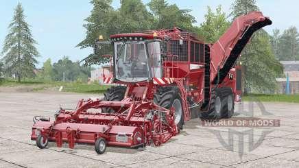 Holmer Terra Dos Ƭ4-40 para Farming Simulator 2017