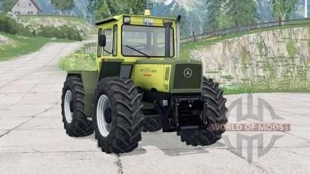 Mercedes-Benz Trac 1800 intercooler〡3 versões para Farming Simulator 2015