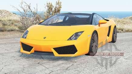 Lamborghini Gallardo LP 560-4 Bicolore 2011 para BeamNG Drive