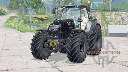 Deutz-Fahr 7250 TTV Warrior〡full animado para Farming Simulator 2015