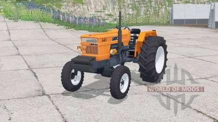 Fiat 640〡clui peso frontal para Farming Simulator 2015