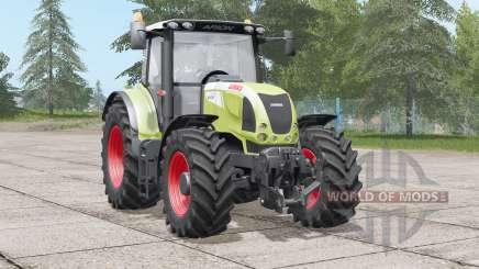 Claas Arioɲ 600 para Farming Simulator 2017