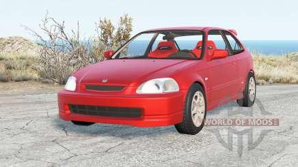 Honda Civic Type-R (EK9) 1997 para BeamNG Drive