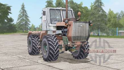 Vidro t-150K〡trato para Farming Simulator 2017