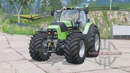 Deutz-Fahr 7250 TTV Agrotrφn para Farming Simulator 2015
