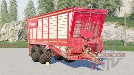 Krone TX 460 D〡selegível para Farming Simulator 2017