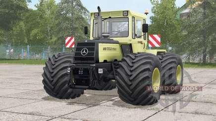 Mercedes-Benz Trac 1000〡seleção para Farming Simulator 2017