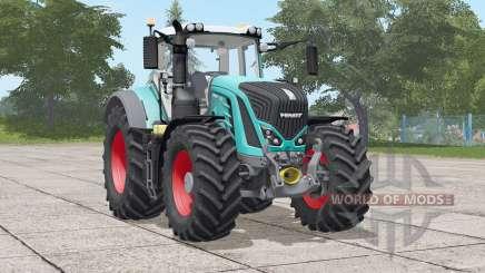 Fendt 900 Vario〡lot de configurações extras para Farming Simulator 2017