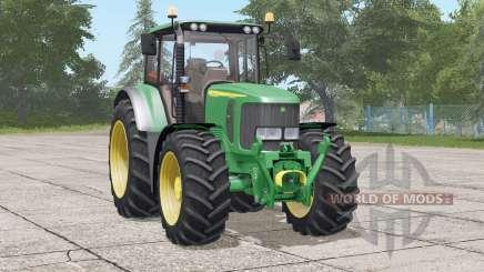John Deere 6900 para Farming Simulator 2017
