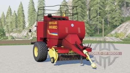 New Holland BB980 para Farming Simulator 2017