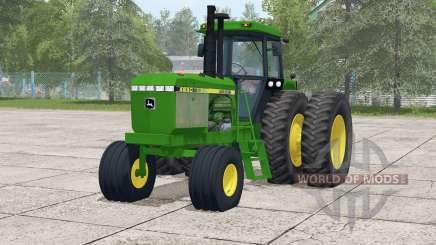 Escolha 〡 filme 〡 John Deere 4050 para Farming Simulator 2017