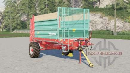 Farmtech Superfex 600 para Farming Simulator 2017