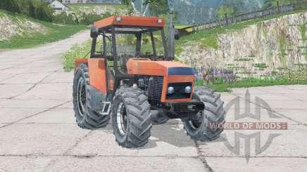 Opção de console Zetor 16145〡FL para Farming Simulator 2015