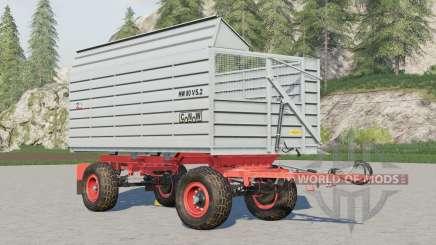 Conow HW 80 V5.2 para Farming Simulator 2017