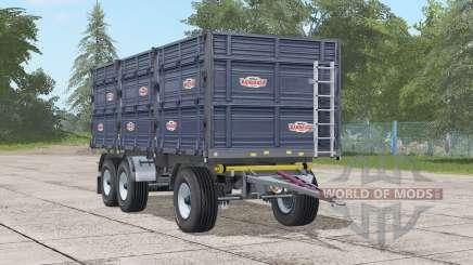 Randazzo R 270 PT〡com descarga trilateral para Farming Simulator 2017