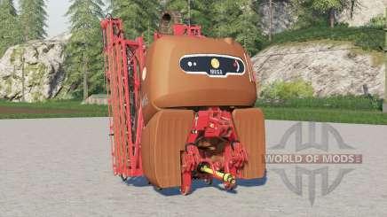 Hardi Mega 2000 para Farming Simulator 2017