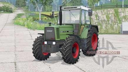 Fendt Farmer 310 LSA Turbomatik〡manion para Farming Simulator 2015