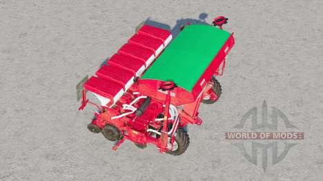 Gaspardo MTE-6R〡revisto peso para Farming Simulator 2017