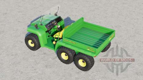 John Deere Gator 6x6 para Farming Simulator 2017
