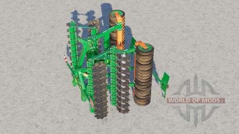 Amazone Catros 5002 para Farming Simulator 2017