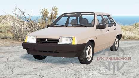VAZ-21099 para BeamNG Drive