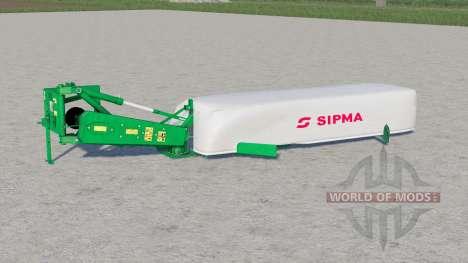 Sipma KD 2400 Preria para Farming Simulator 2017