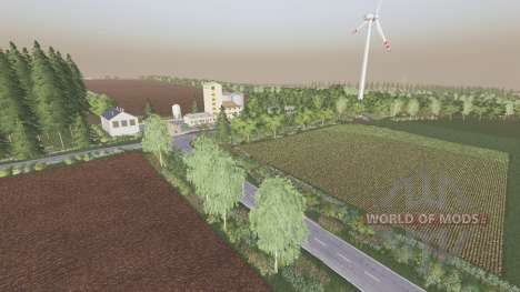 Central Germany v1.7.1.3 para Farming Simulator 2017