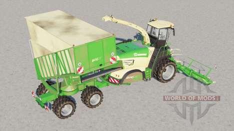 Krone BiG X 1180 Cargo〡fixar alguns erros para Farming Simulator 2017