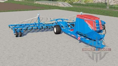 A velocidade de trabalho 〡 Amazone Condor 15001  para Farming Simulator 2017