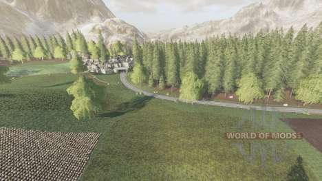 Slovenian Countryside v1.0.0.1 para Farming Simulator 2017