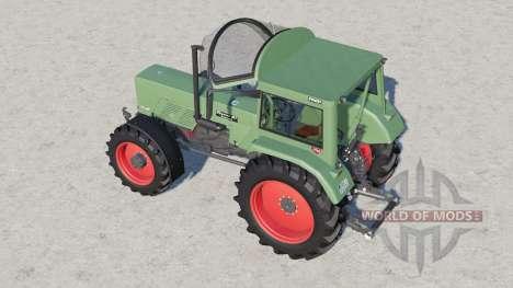 Seleção de motores 〡 Motor Fendt Favorit 600 S T para Farming Simulator 2017