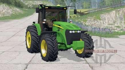 John Deere 7195J〡se para Farming Simulator 2015
