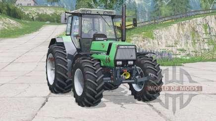 Deutz-Fahr AgroStar 6.61〡seat suspensão para Farming Simulator 2015