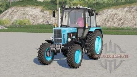 Configuração peso〡se bielorrusso MTZ-82.1 Belarus para Farming Simulator 2017