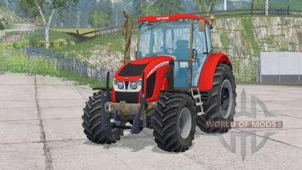 Suporte ao carregador 〡 Zetor Forterra 140 HSX para Farming Simulator 2015