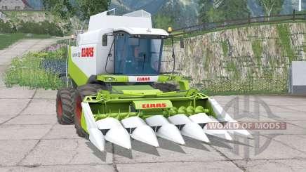 Sistema de exaustão claas Lexion 530〡dinâmica para Farming Simulator 2015