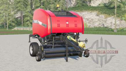 Case IH RB465 para Farming Simulator 2017