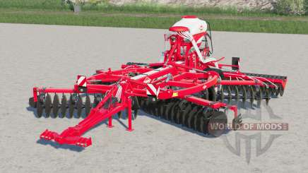 Kuhn Discolander XM 5Ձ para Farming Simulator 2017