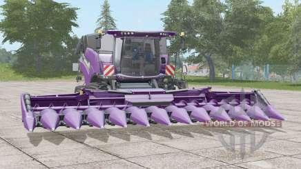 New Holland CR10.90〡tem uma capacidade de 200000l para Farming Simulator 2017